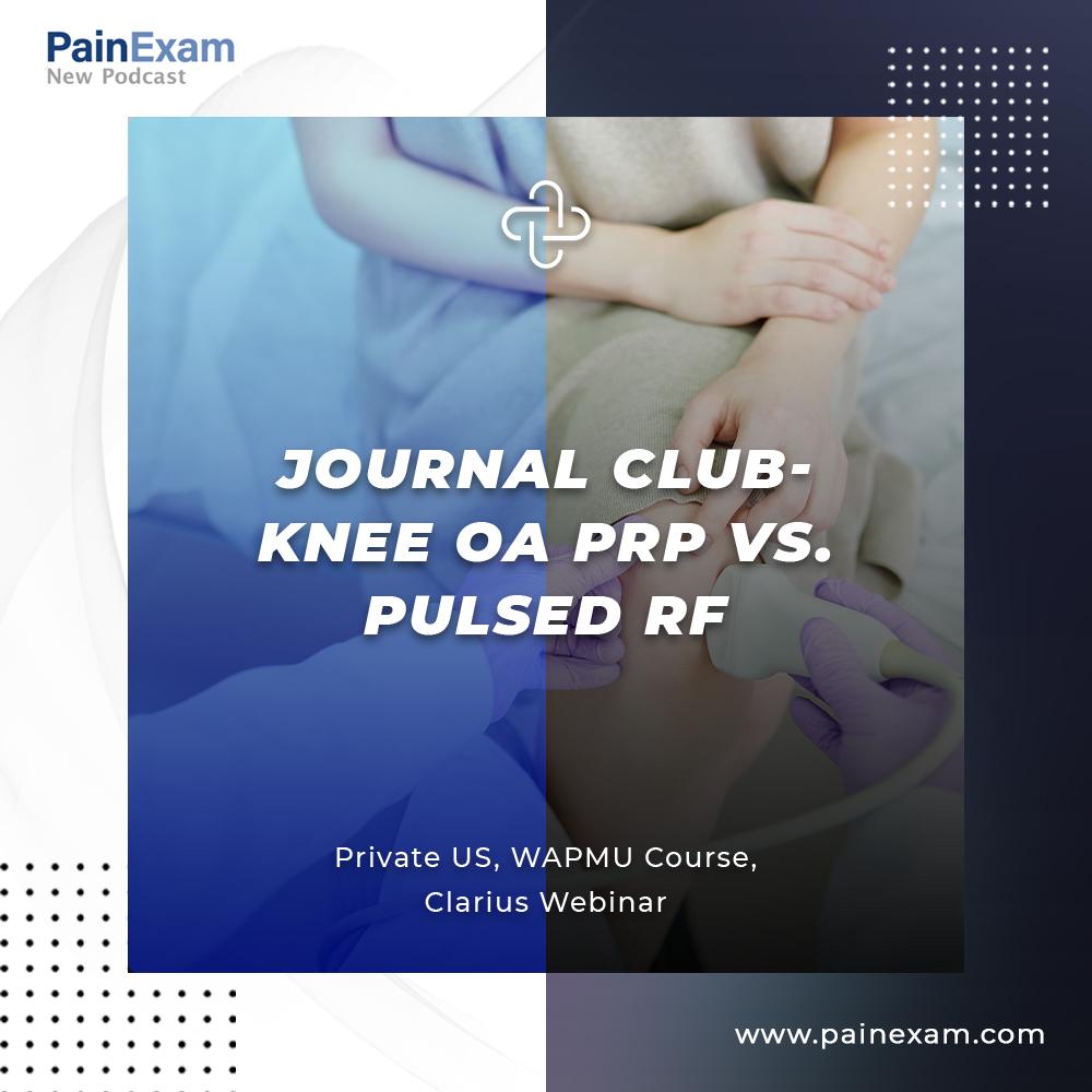 Knee OA PRP