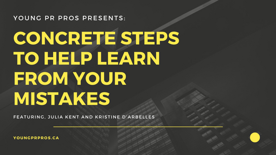 Episode #116: Concrete Steps to Help Learn from your Mistakes