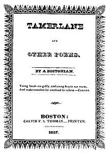 Episode #106 -- Poe's Tamerlane