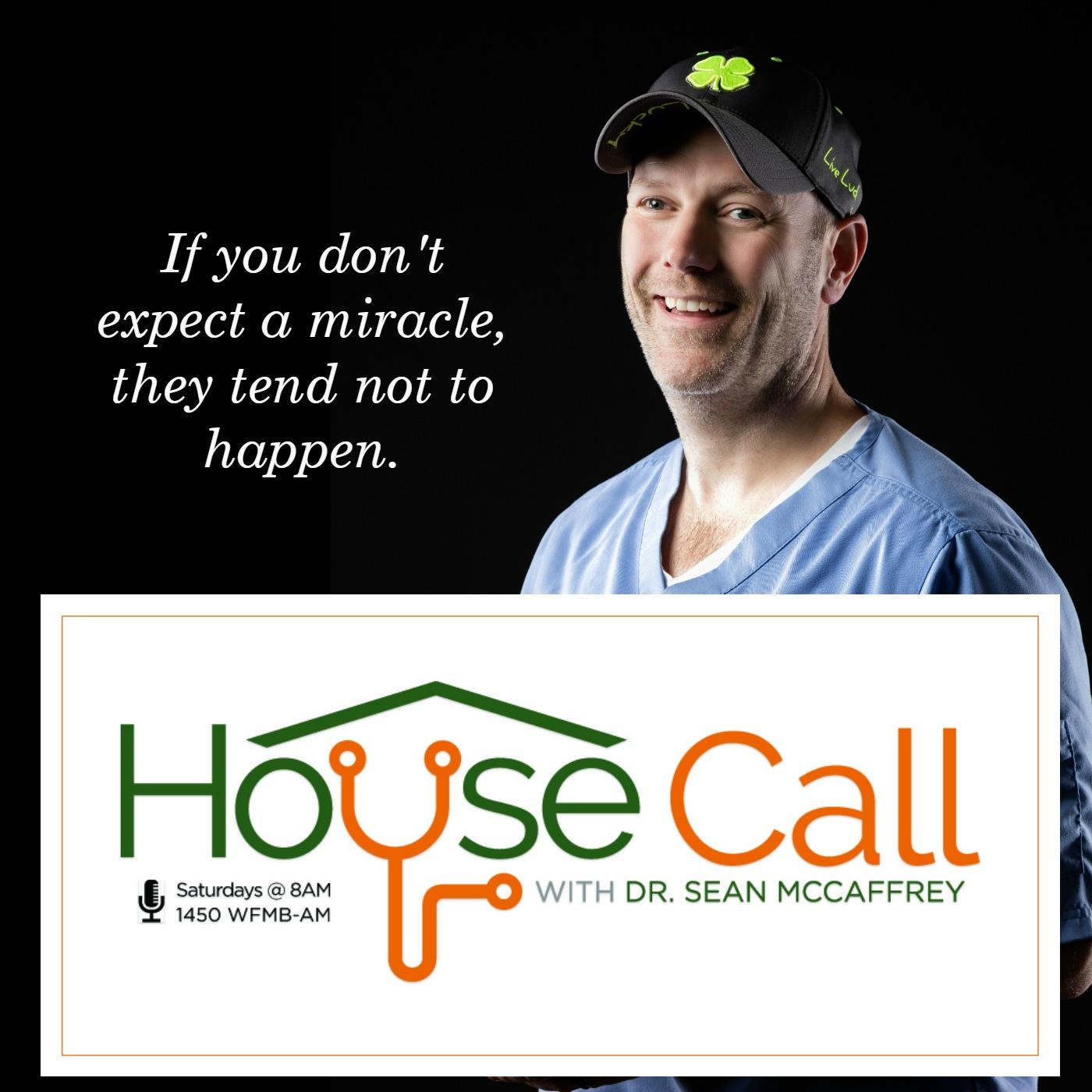 House Call with Dr. Sean McCaffrey  show art