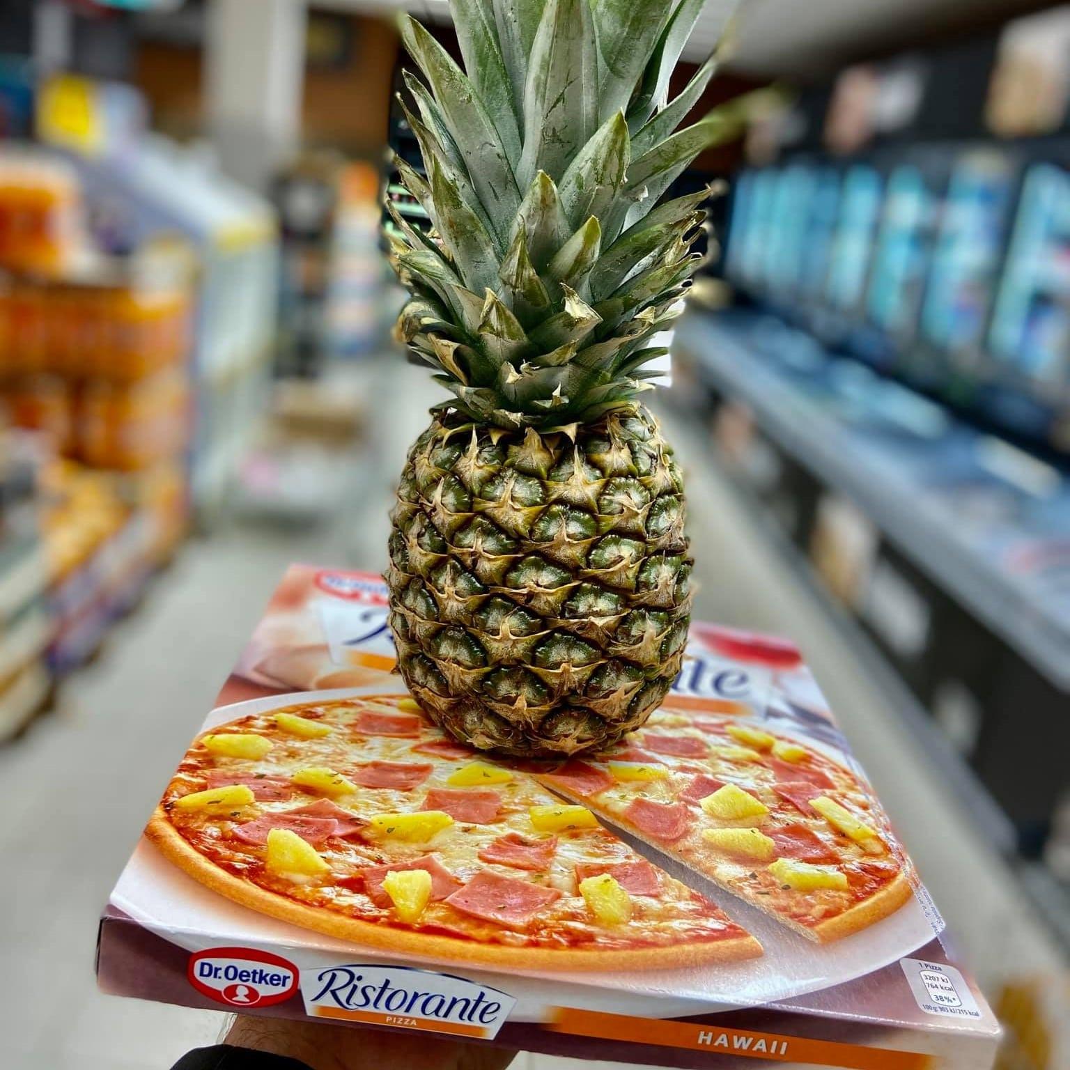 MICHAL KAVALČÍK - Ananas na pizzu?