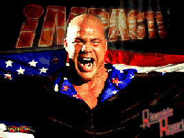 Interview with Kurt Angle, April 2008