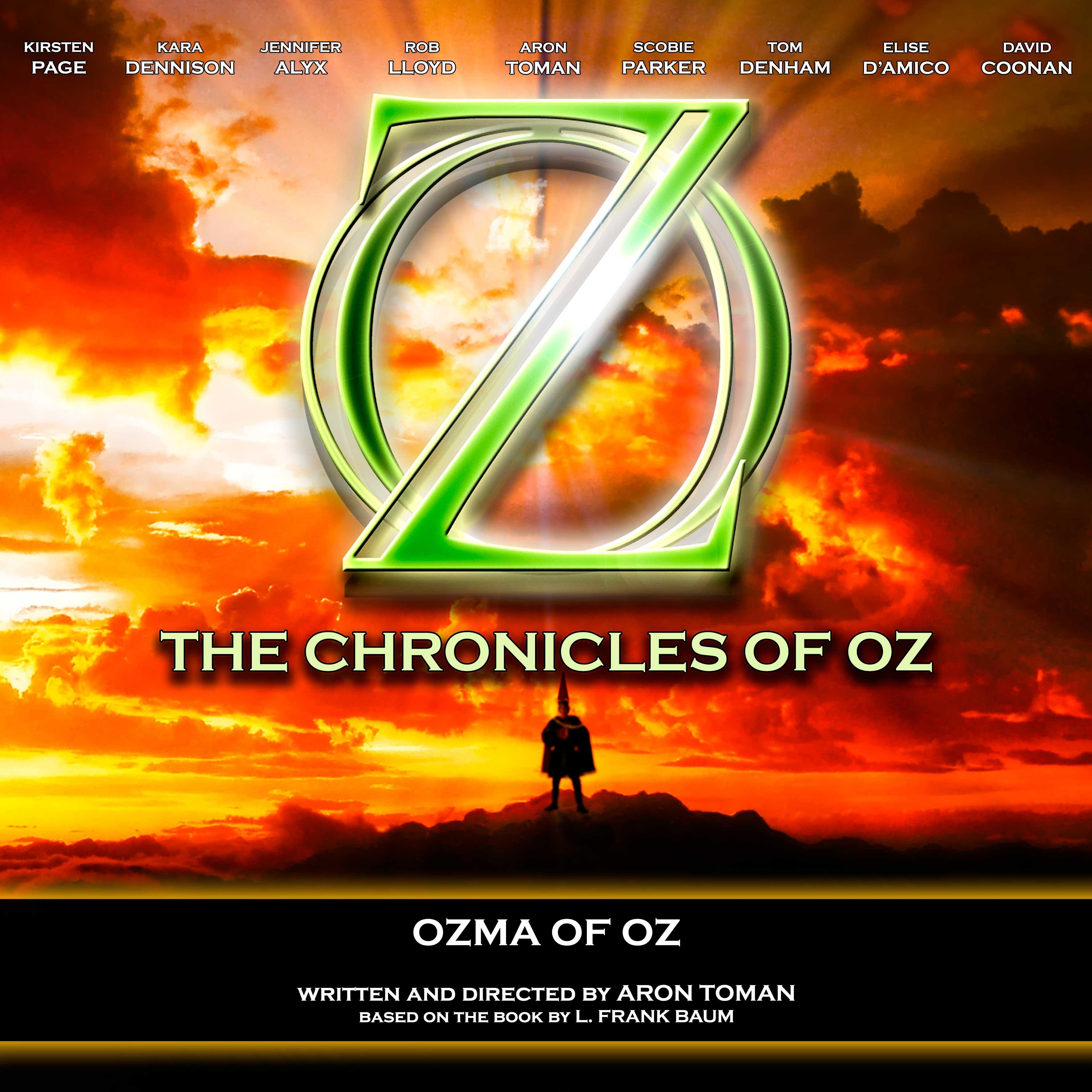 Ozma of Oz - Episode 4
