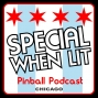 Artwork for Episode 70 - Elvira Pinball is Back!