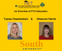 Artwork for Tawny Chamberlain & Shannon Herrin- An Overview of PTA Education