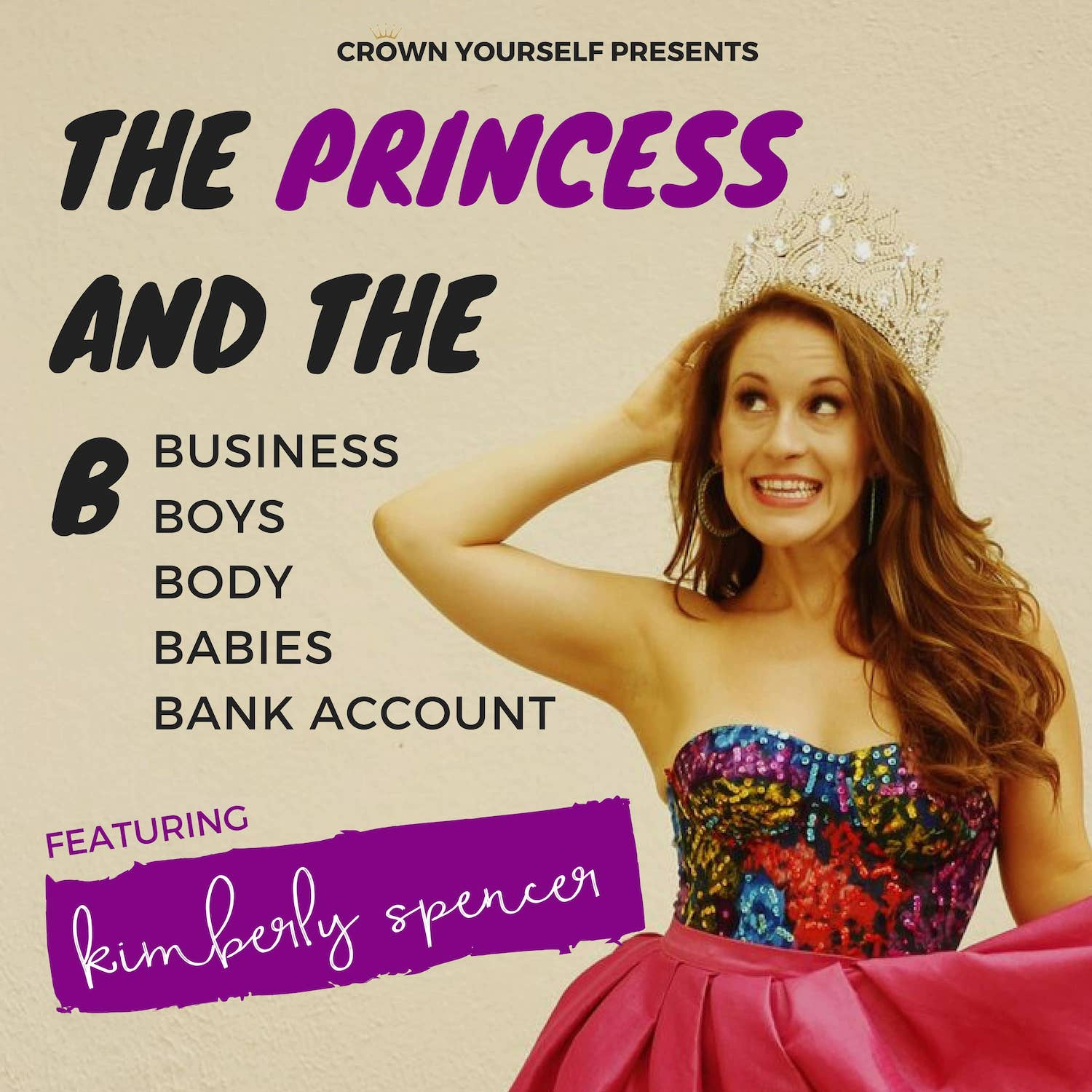 The Princess and the B show art