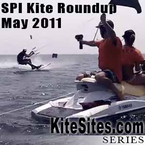 2011 SPI Kite ROUNDUP: At first GLANCE