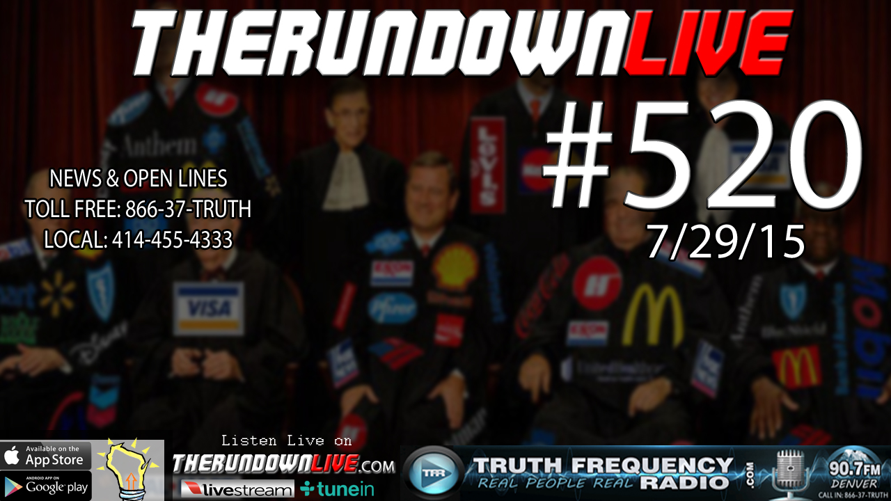 The Rundown Live #520 (Drone Hunting,No Hats Allowed,Japan Laser)