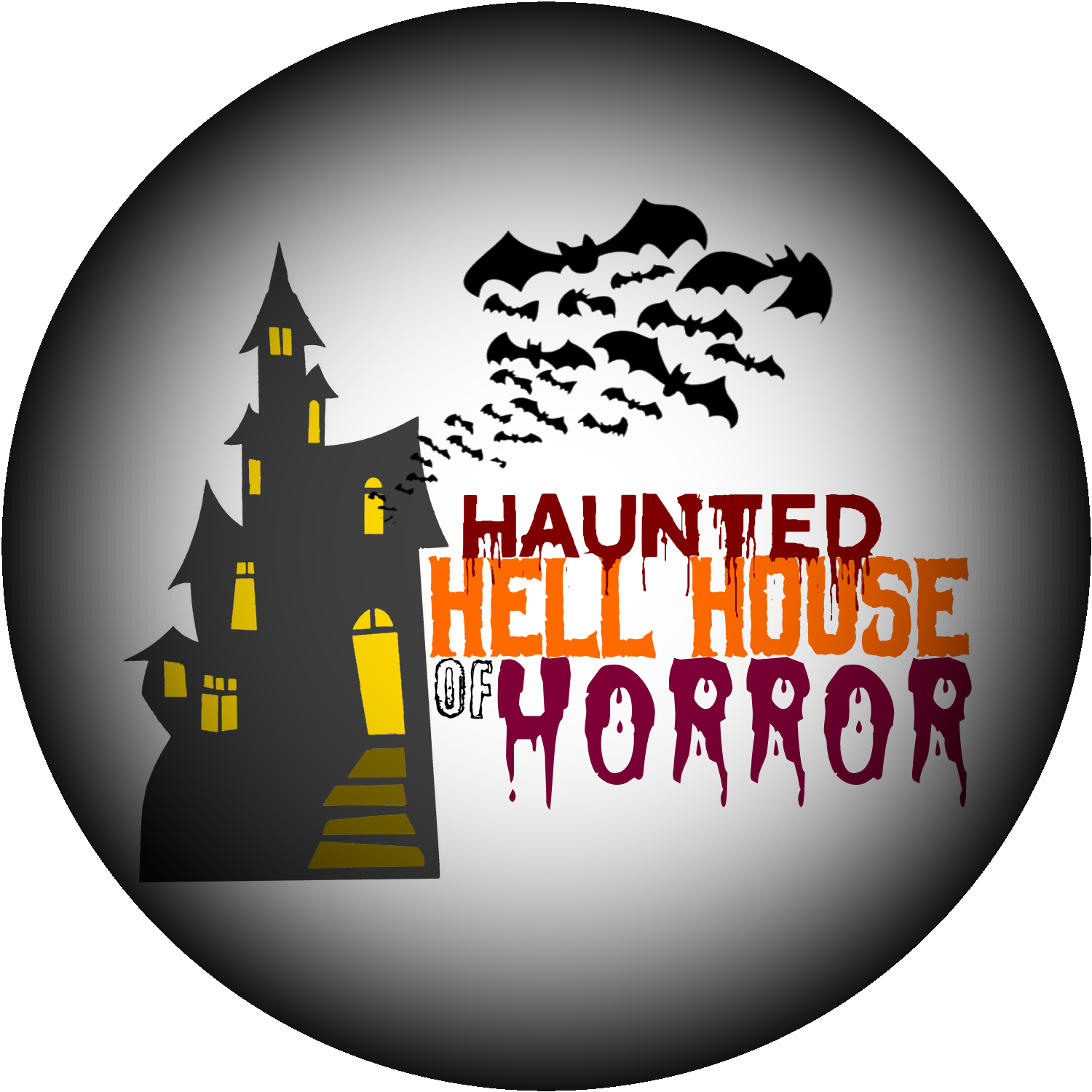 """    Haunted Hell House of Horror "" Podcast"