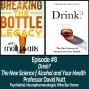 Artwork for Drink? The New Science of Alcohol and Your Health with Dr. David Nutt