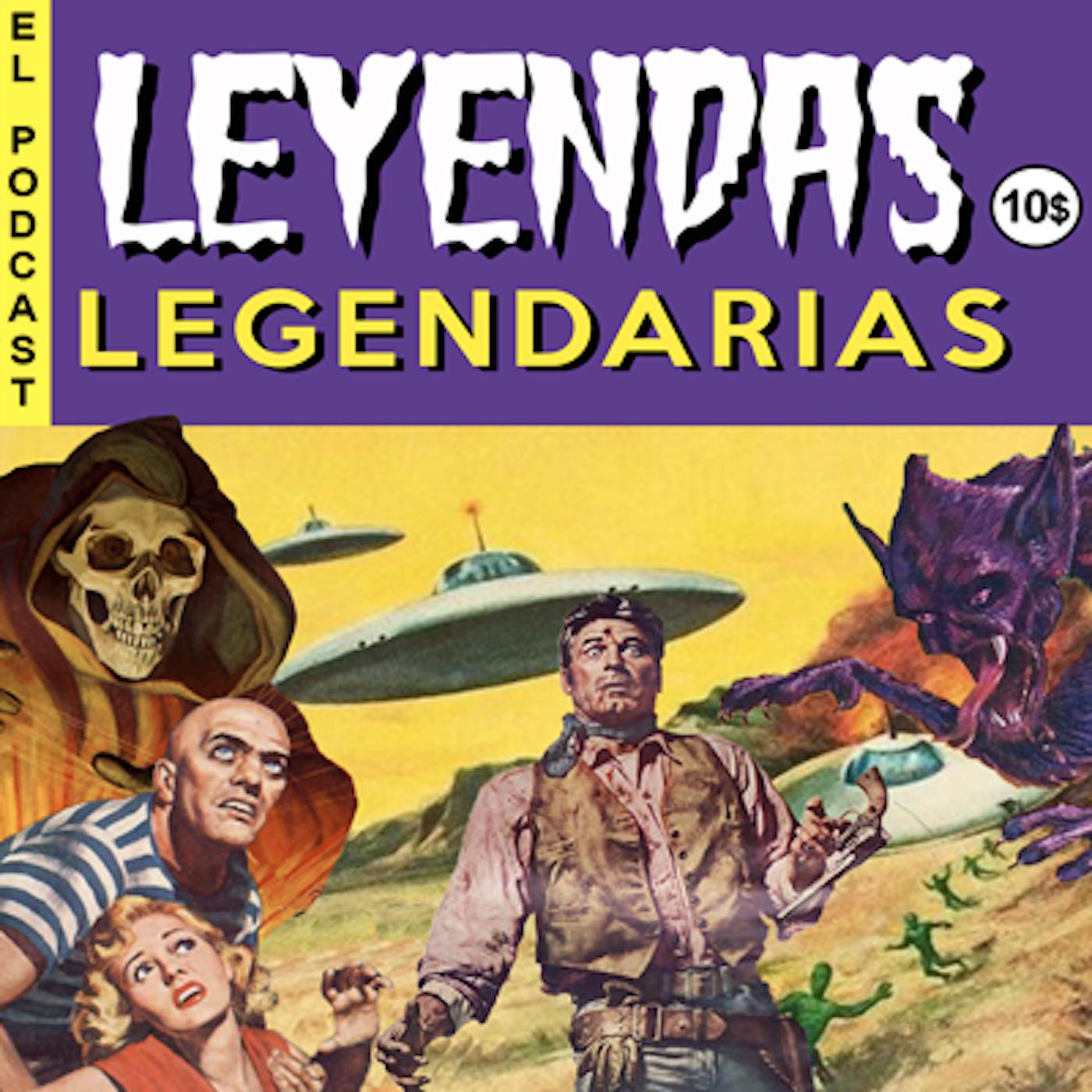 Leyendas Legendarias show art