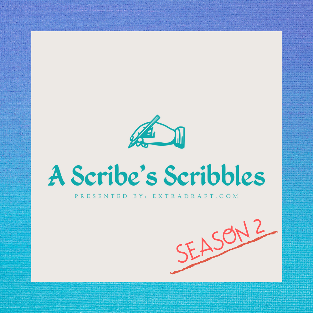A Scribe's Scribbles show art