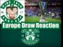 Artwork for Europa League Draw Reaction