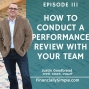 Artwork for How to Conduct a Performance Review with Your Team