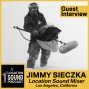 Artwork for 003 Jimmy Sieczka-Location Sound Mixer working on shows like Discovery's Naked and Afraid and Nat Geo's Ice Holes