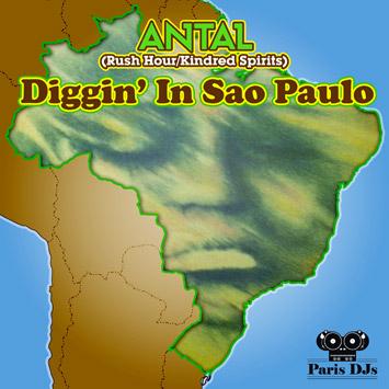 Antal - Diggin' In Sao Paolo