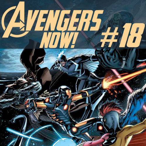 Cultural Wormhole Presents: Avengers Now! Episode 18