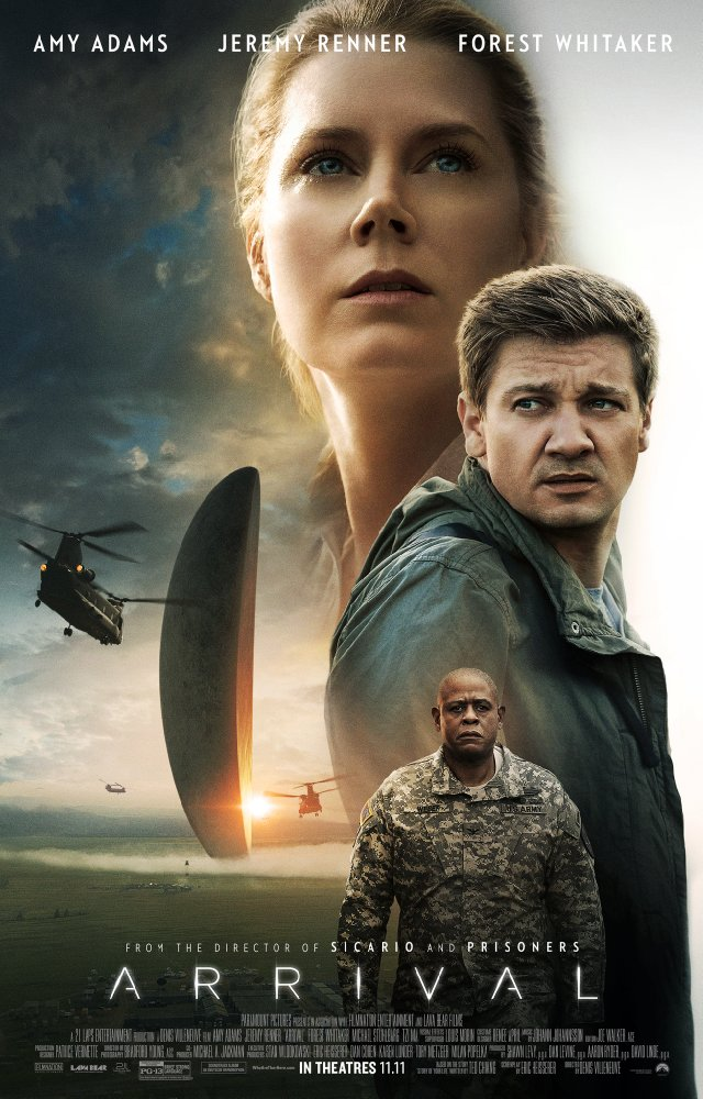 Ep. 272 - Arrival (Lost in Translation vs. Inglourious Basterds)