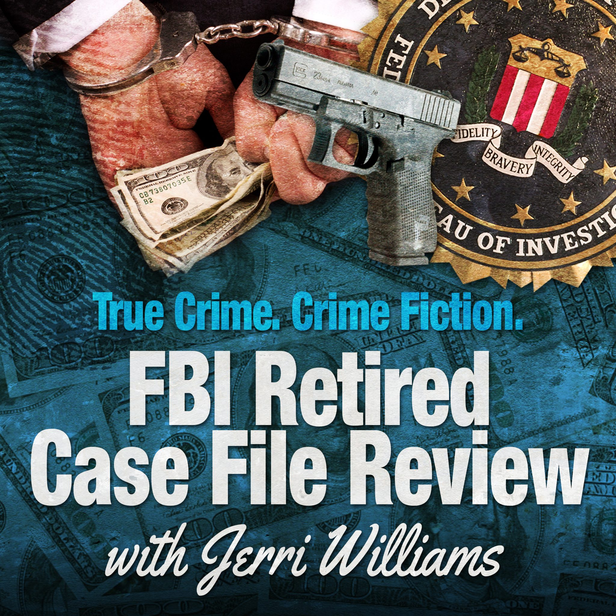 FBI Retired Case File Review show art