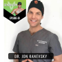 Artwork for The Definition of Beauty with Vegan Plastic Surgeon Dr. Jon Kanevsky