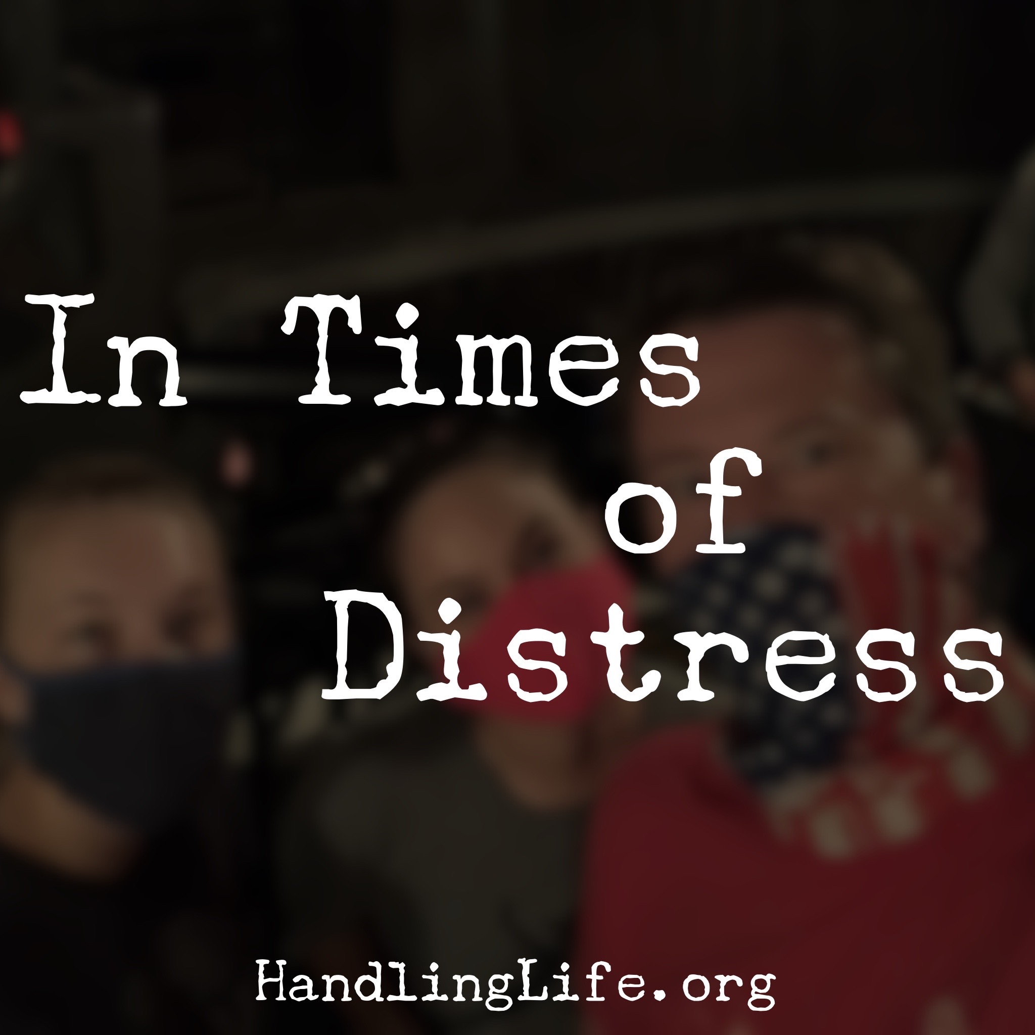 Artwork for In Times of Distress