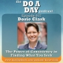 Artwork for 017: The Power of Consistency in Finding What You Seek with Dorie Clark