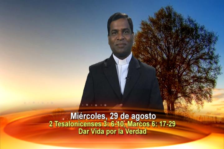 Artwork for Dios te Habla con Fr. Deeber Yonas, SVD;  Tema el hoy: Dar vida por la verdad