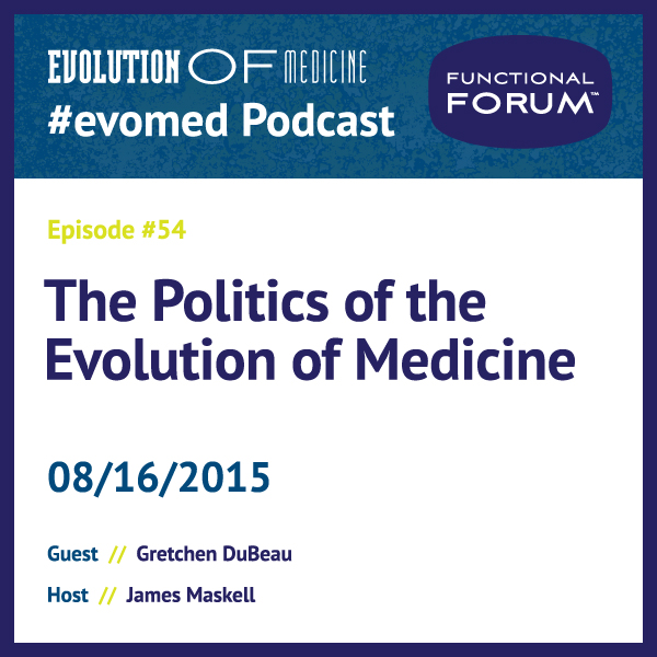 The Politics of the Evolution of Medicine