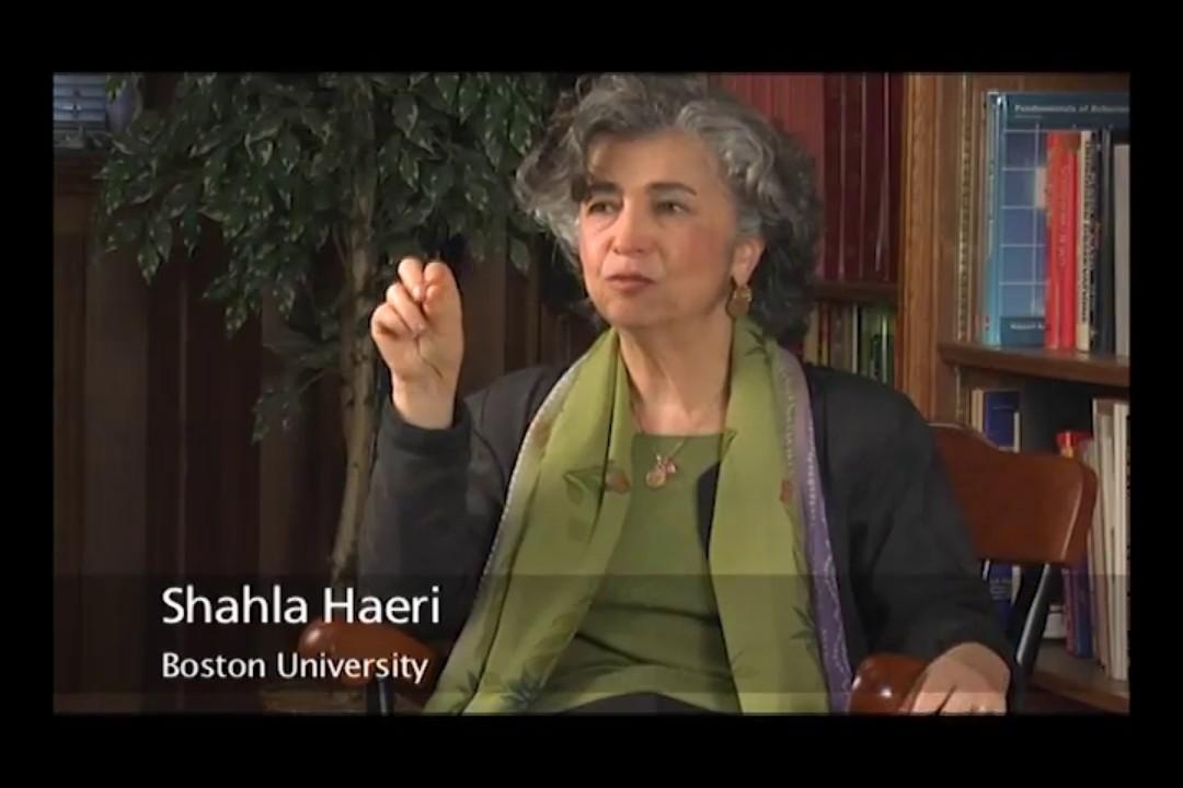 queens of islam, shahla haeri
