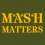 Artwork for Our Pilot Episode - MASH Matters #001