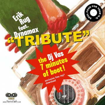 Erik Rug feat. Dynamax - Tribute (The DJ Vas 7 Minutes Of Boot!)