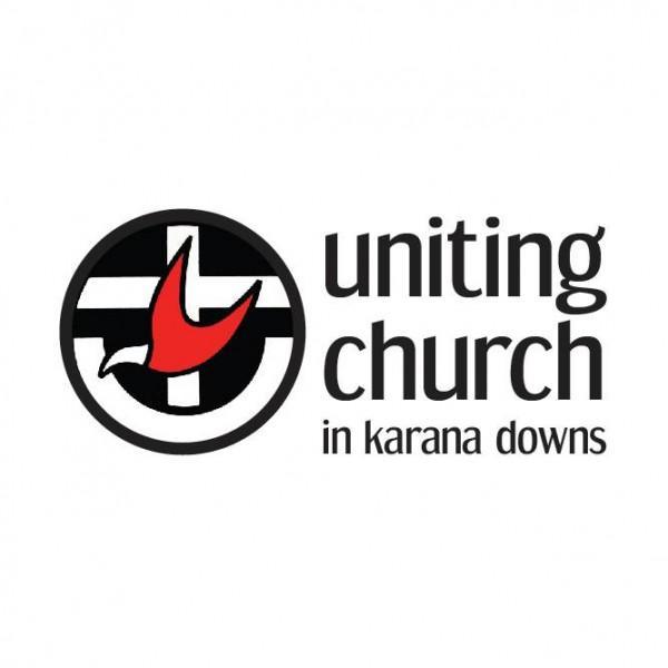 Artwork for ...through worship, witness and service. Karana Downs U C Mission