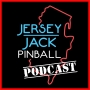 Artwork for Jersey Jack Pinball Podcast Promo