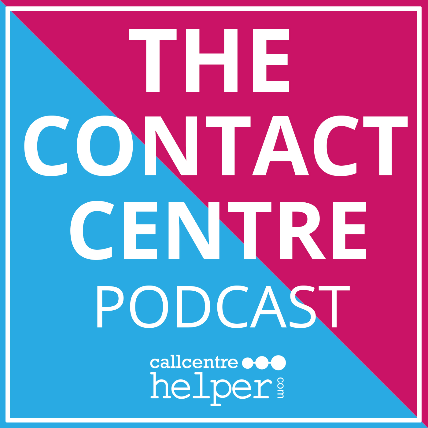 The Contact Centre Podcast show art