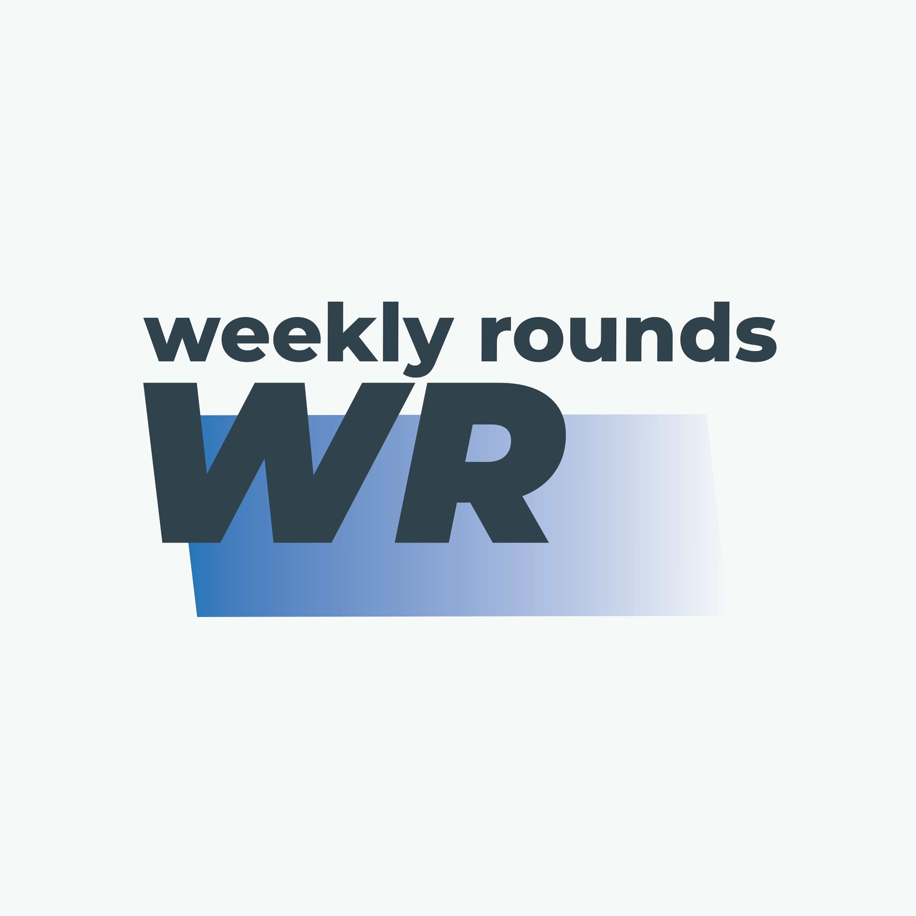 Weekly Rounds show art