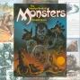 Artwork for MICROGORIA 54 - The Hamlyn Book of Monsters