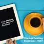 Artwork for Startup Funding Espresso -- Your Startup as a Series of Systems