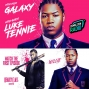 """Artwork for Luke Tennie - The Cool Star of """"Deadly Class' on SYFY chats with your Favorite Host Galaxy about his life, being on the show, amazing moments and more"""