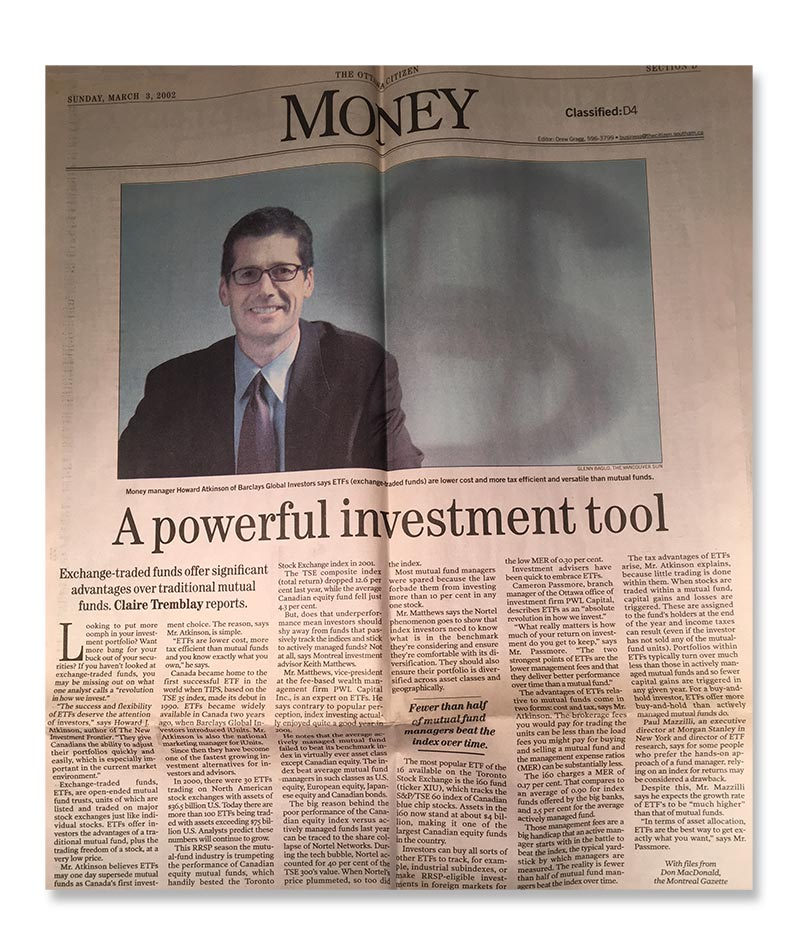 Ottawa Citizen - Sunday, March 3 2002
