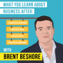 Artwork for What You Learn About Business Deals After: 12,000 Deals Reviewed, 1,500 Deep Dives, 125 Site Visits, and 7 Portfolio Companies with Brent Beshore - [Invest Like the Best, EP.100]