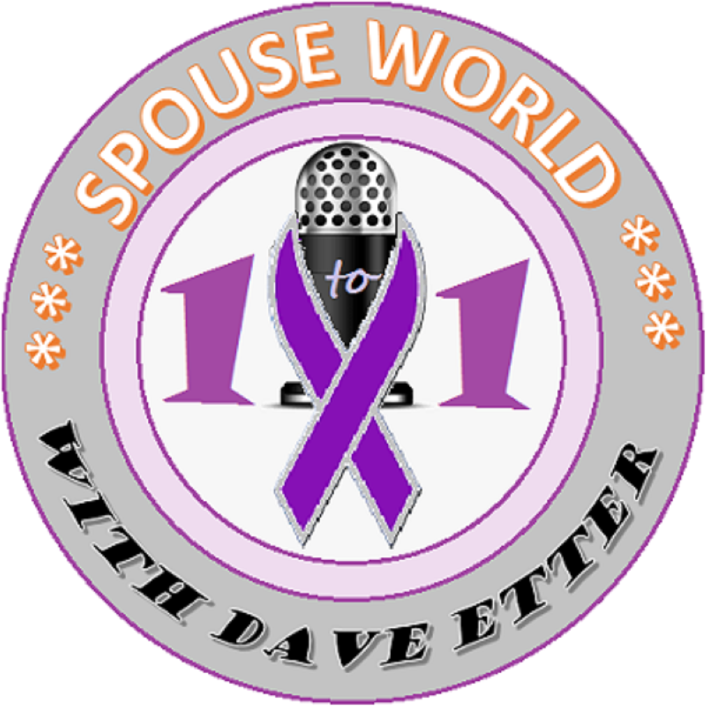 Artwork for What Is in a SpouseWorld 1to1 podcast?