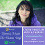 Artwork for Living Your Life with Purpose with Jodi O'Donnell-Ames
