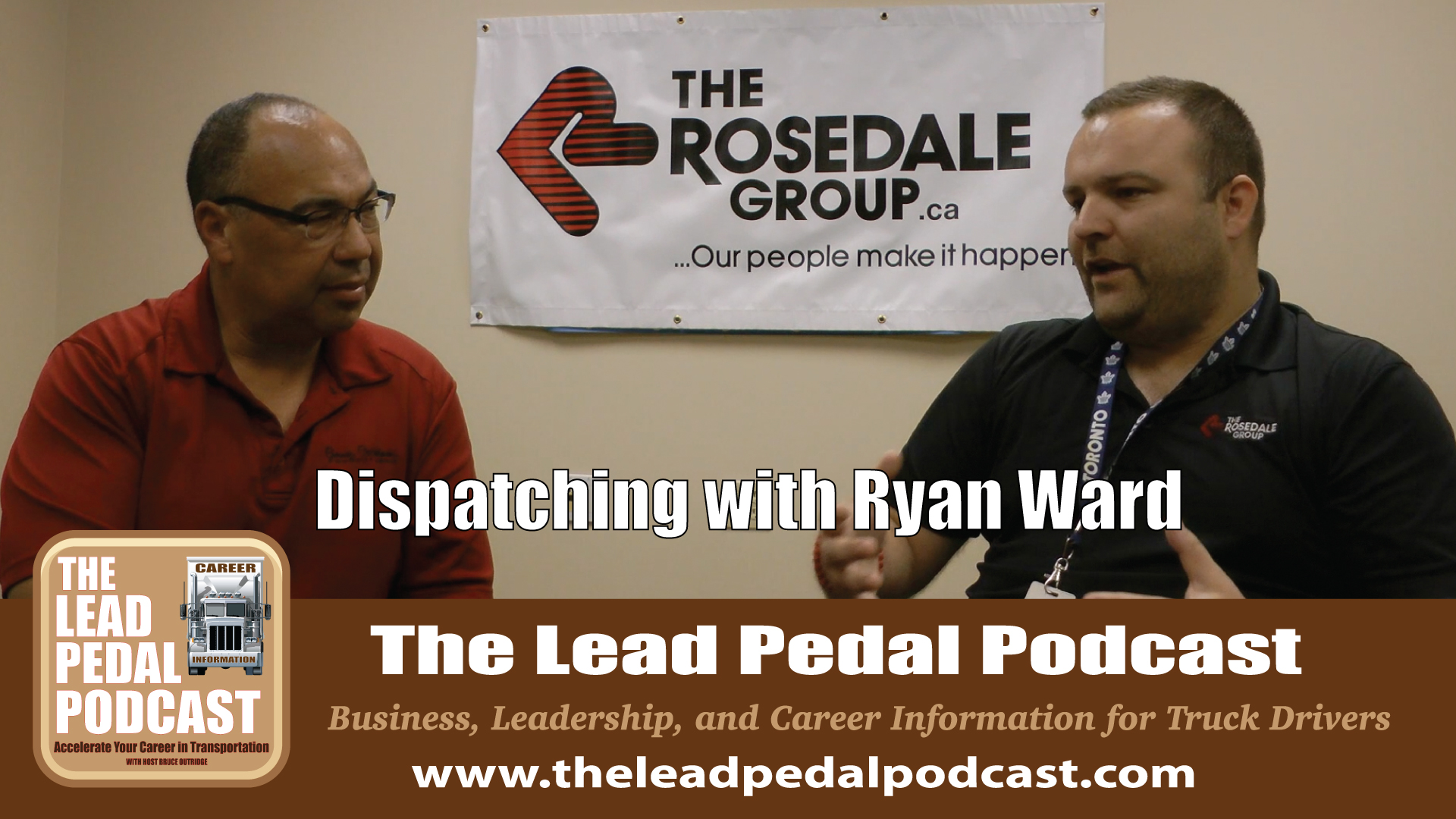 Ryan Ward-Dispatching