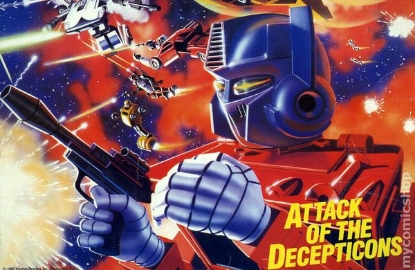 WTMS: Transformers - Attack of the Decepticons
