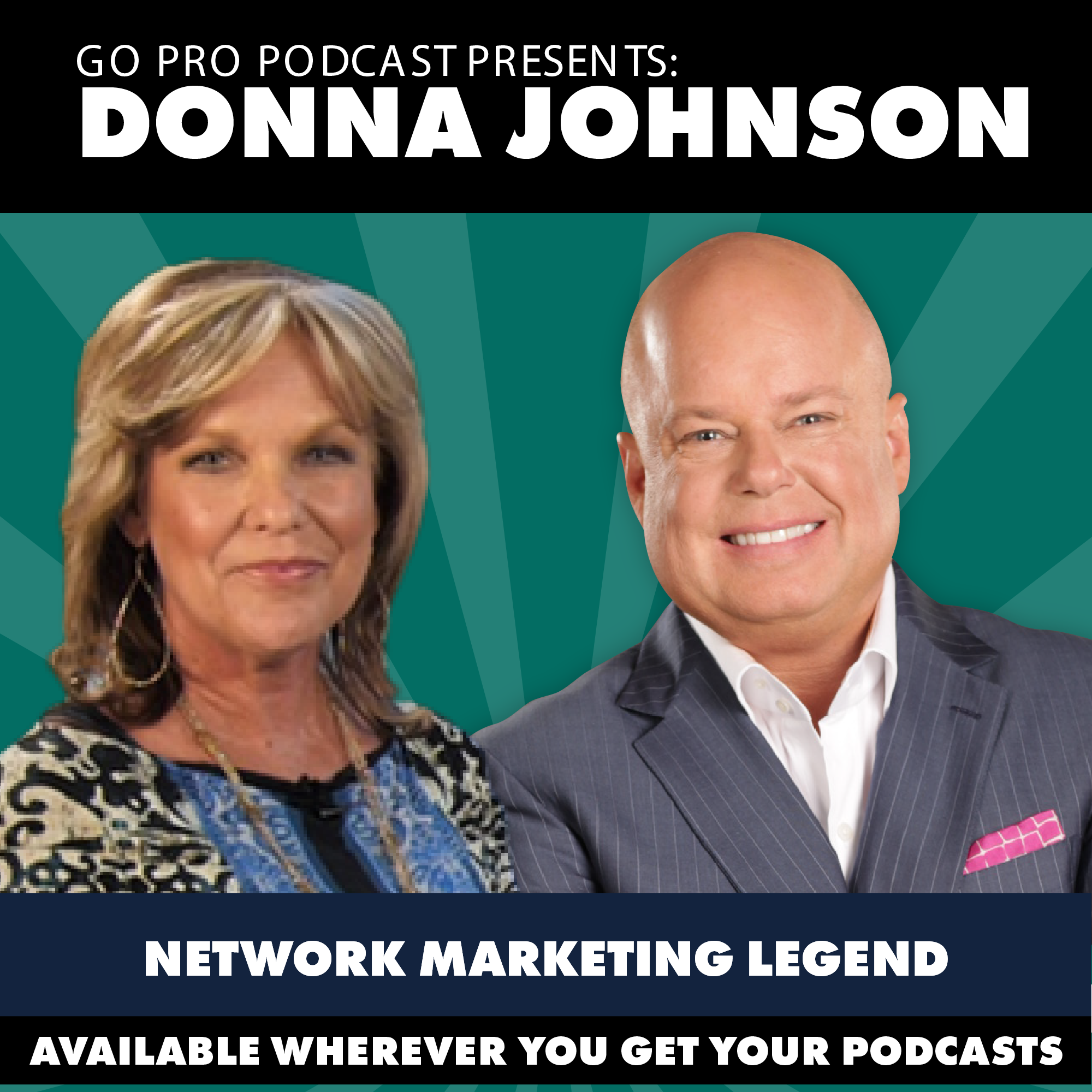 Donna Johnson – Network Marketing Legend