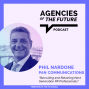 Artwork for Recruiting and Retaining Next Generation PR Professionals with Phil Nardone of PAN Communications