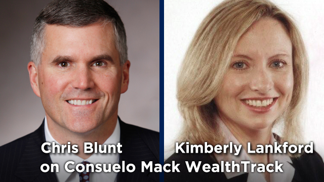 Kim Lankford - Chris Blunt