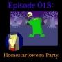 Artwork for 013: Homestarloween Party