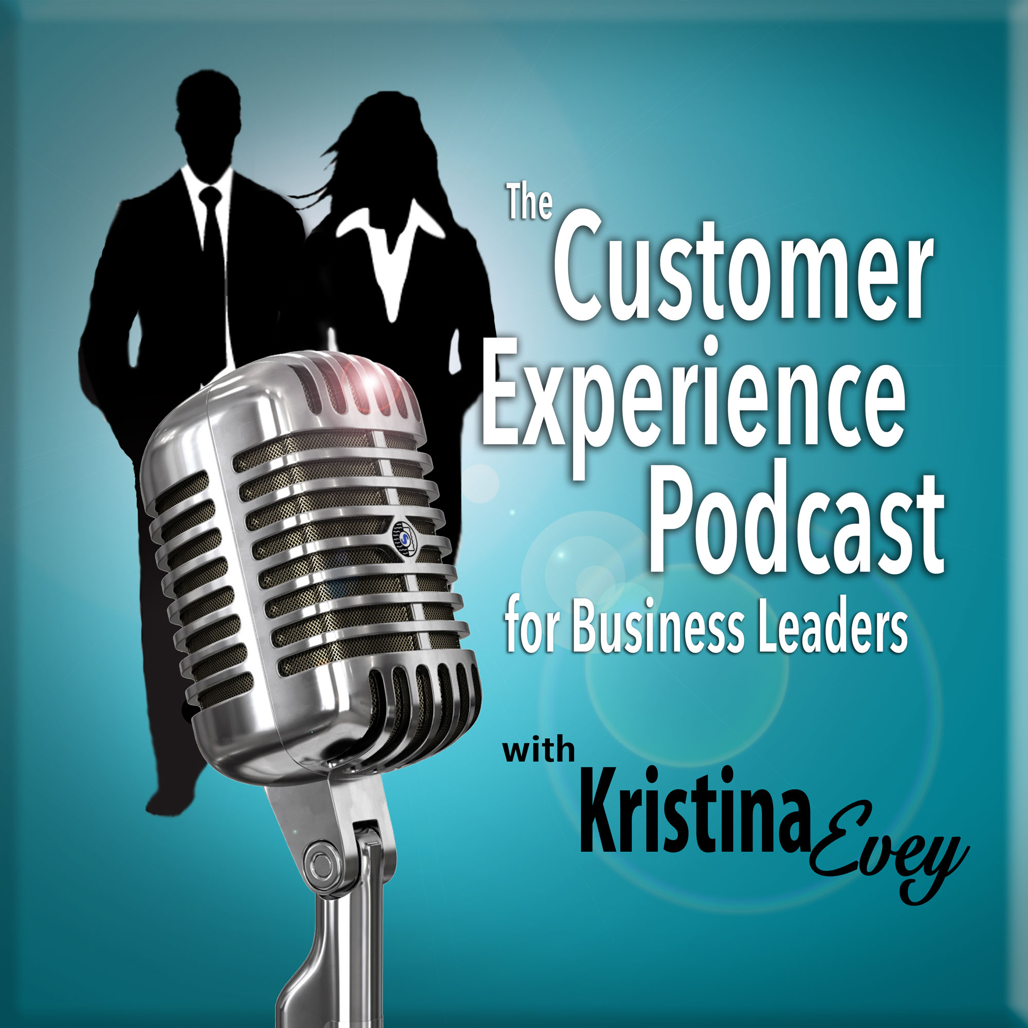 The Customer Experience Podcast for Business Leaders show art