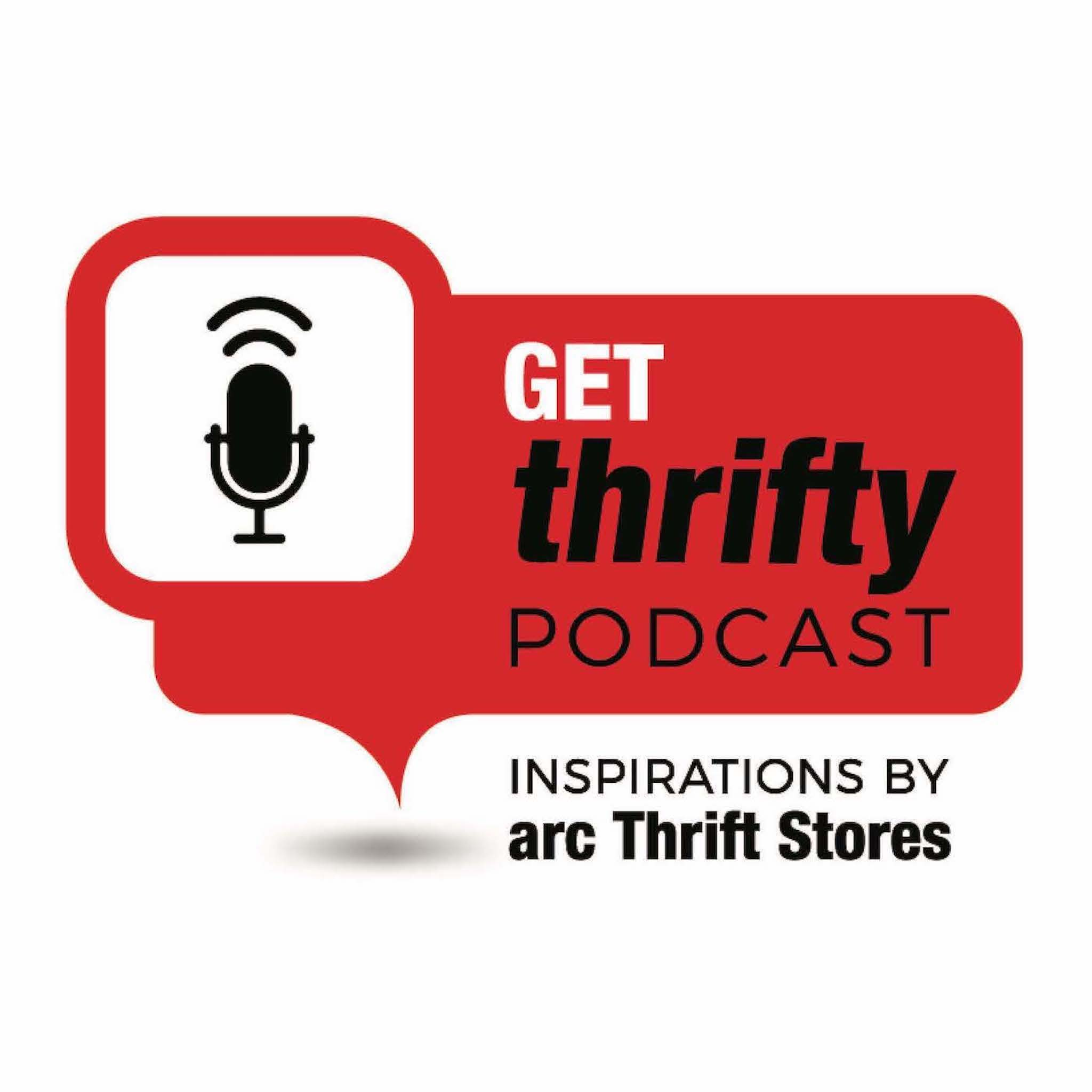 The Get Thrifty Podcast show art